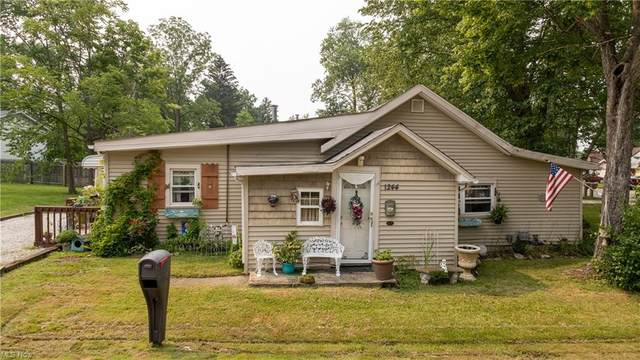 1244 Chestnut Drive, Stow, OH 44224 (MLS #4299892) :: Keller Williams Legacy Group Realty