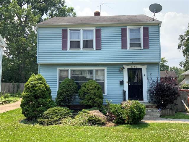 3366 East Scarborough, Cleveland Heights, OH 44118 (MLS #4299923) :: The Art of Real Estate