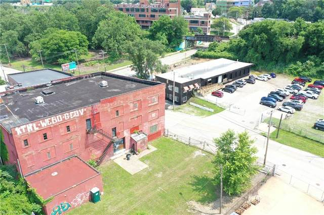 1900 Train Avenue, Cleveland, OH 44113 (MLS #4299944) :: Select Properties Realty