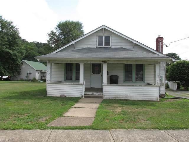 606 Pike St., St Marys, WV 26170 (MLS #4299958) :: Select Properties Realty
