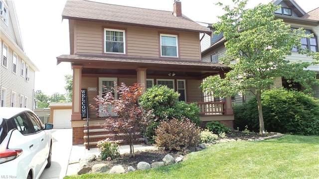 2206 Northland Avenue, Lakewood, OH 44107 (MLS #4299979) :: Tammy Grogan and Associates at Keller Williams Chervenic Realty