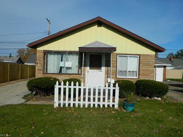 3406 Wellington Avenue, Parma, OH 44134 (MLS #4300019) :: The Crockett Team, Howard Hanna