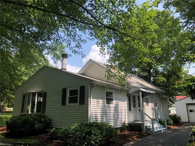 4185 Beckel Avenue NE, Sandyville, OH 44643 (MLS #4300030) :: The Art of Real Estate