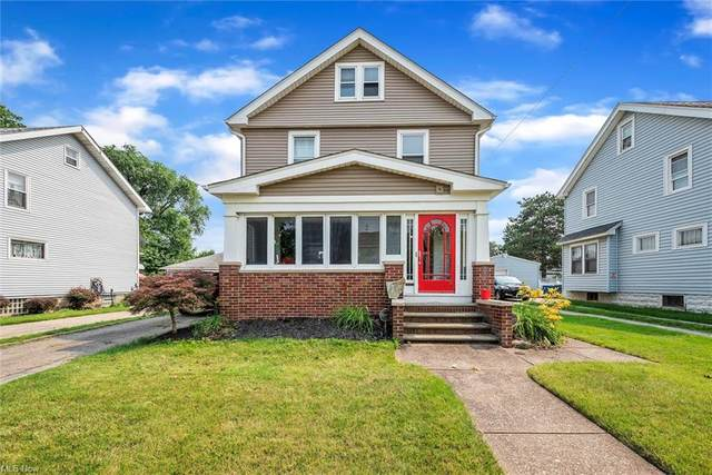 2230 E 33 Street, Lorain, OH 44055 (MLS #4300090) :: The Art of Real Estate