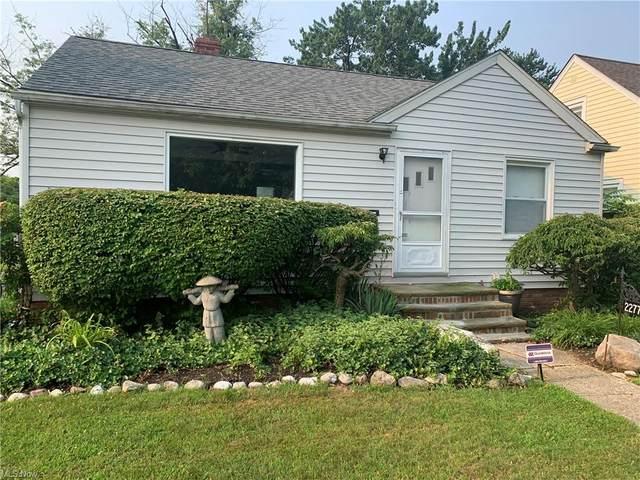 22770 Nicholas Avenue, Euclid, OH 44123 (MLS #4300097) :: TG Real Estate
