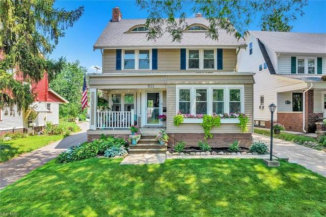 1533 Lewis Drive, Lakewood, OH 44107 (MLS #4300109) :: The Holden Agency