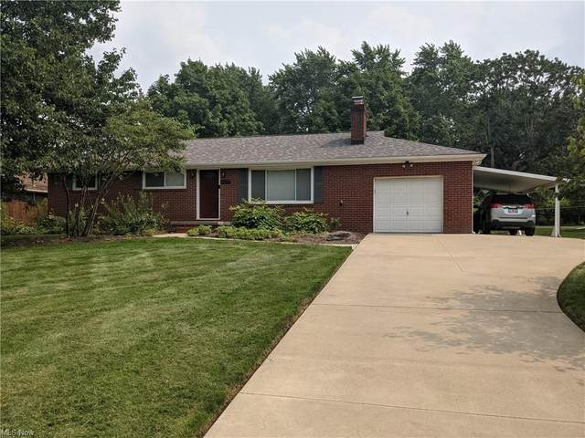 3317 Meadowwood Street NW, Massillon, OH 44646 (MLS #4300110) :: The Holden Agency