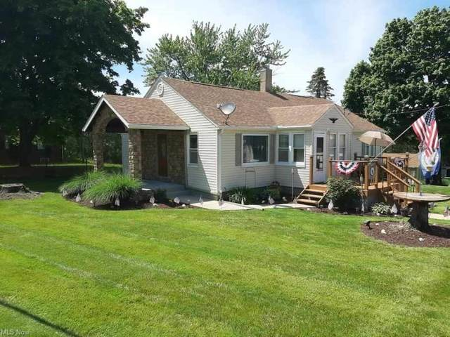 3963 Shepler Church Avenue SW, Canton, OH 44706 (MLS #4300145) :: The Art of Real Estate
