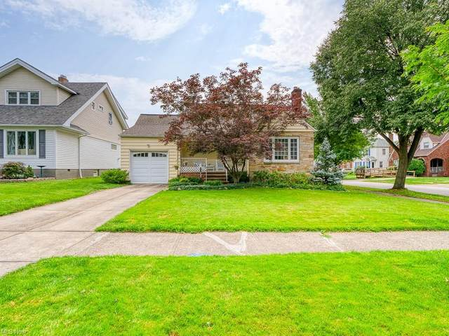 4825 Landchester, Cleveland, OH 44109 (MLS #4300237) :: The Art of Real Estate