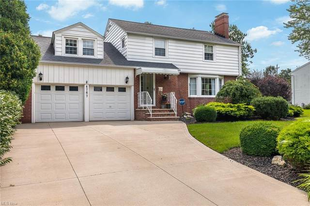 4767 Highland Drive, Willoughby, OH 44094 (MLS #4300266) :: The Holly Ritchie Team