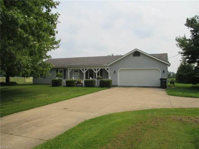 40251 Slife Road, Lagrange, OH 44050 (MLS #4300277) :: TG Real Estate