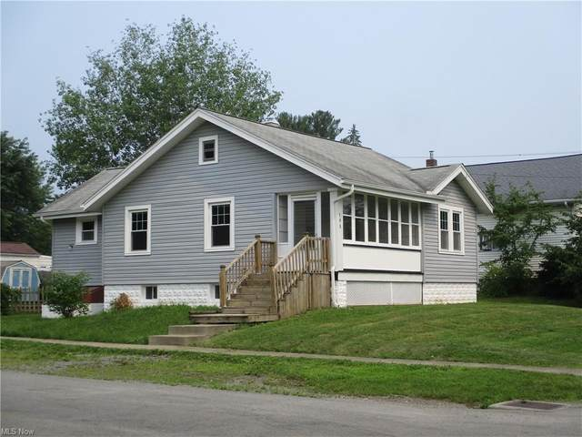 195 South Seventh, Conneaut Lake, PA 16316 (MLS #4300281) :: RE/MAX Trends Realty