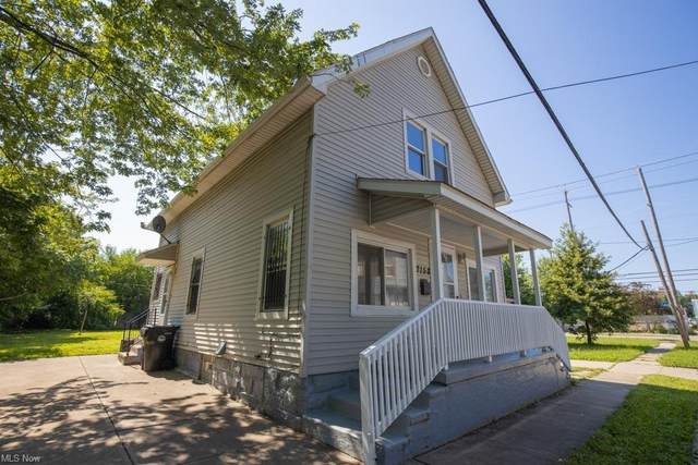 2158 E 37th Street, Cleveland, OH 44115 (MLS #4300315) :: The Kaszyca Team