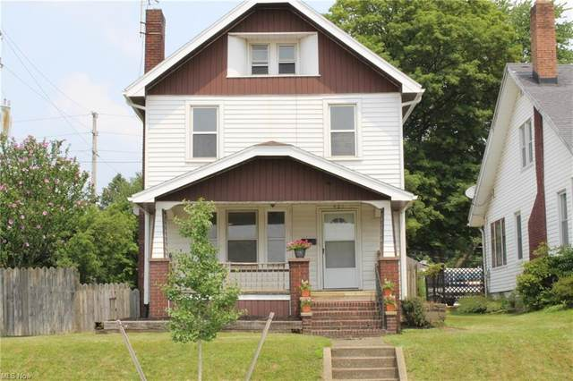 421 E Archwood Avenue, Akron, OH 44301 (MLS #4300331) :: The Holly Ritchie Team