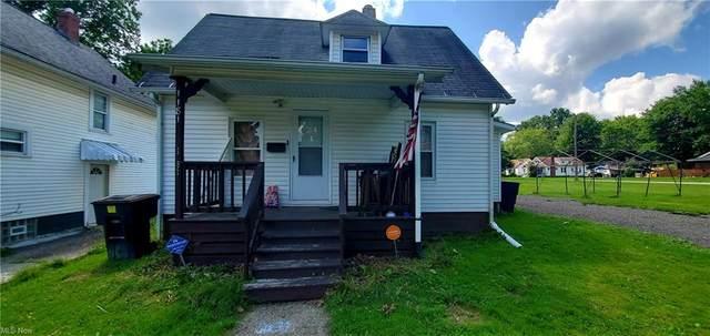 1181 Roberts Avenue NW, Warren, OH 44485 (MLS #4300354) :: The Art of Real Estate