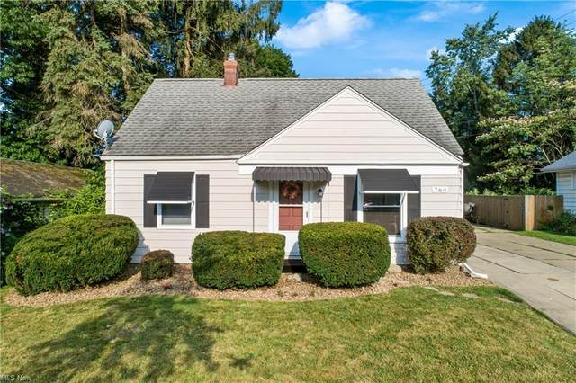 764 Manitou Avenue, Akron, OH 44305 (MLS #4300368) :: RE/MAX Trends Realty