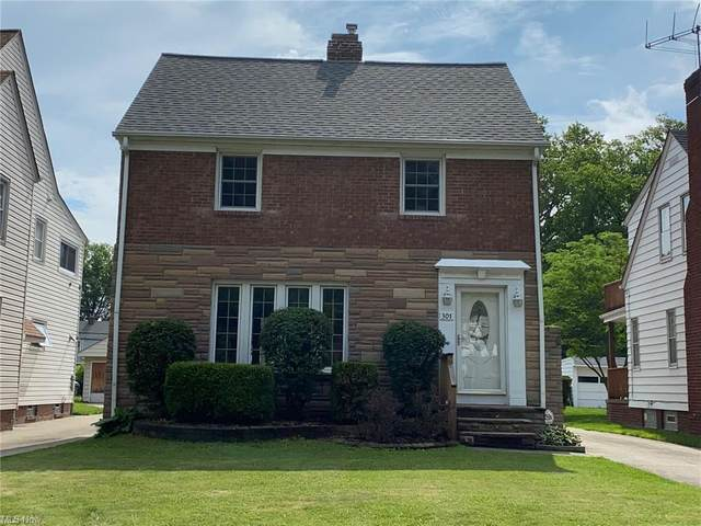 301 E 216th, Euclid, OH 44123 (MLS #4300401) :: The Art of Real Estate