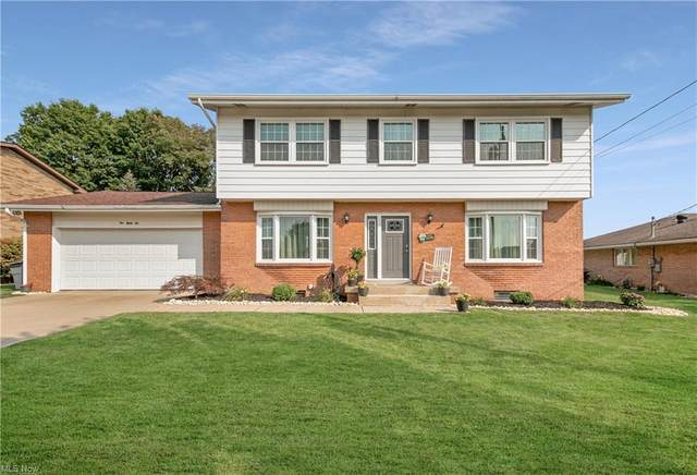 186 Highland Hills Drive, Follansbee, WV 26037 (MLS #4300432) :: The Holly Ritchie Team