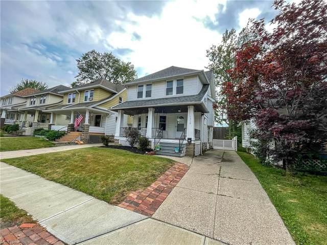 1318 Lakewood Avenue, Lakewood, OH 44107 (MLS #4300452) :: The Holden Agency