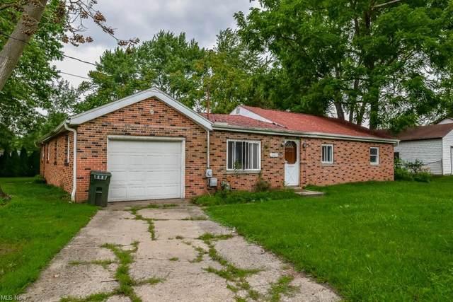 2687 Springfield Lake Drive, Lakemore, OH 44312 (MLS #4300474) :: The Crockett Team, Howard Hanna