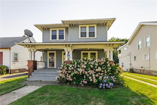 874 E 237th Street, Euclid, OH 44123 (MLS #4300489) :: The Holden Agency