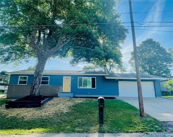 1175 Danforth Road, Akron, OH 44312 (MLS #4300535) :: The Art of Real Estate