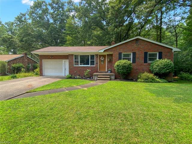4736 East Drive, Youngstown, OH 44505 (MLS #4300550) :: The Art of Real Estate