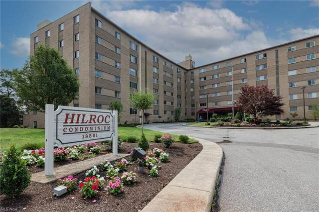 18501 Hilliard Boulevard #317, Rocky River, OH 44116 (MLS #4300578) :: TG Real Estate