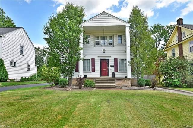 167 Trumbull Avenue SE, Warren, OH 44483 (MLS #4300612) :: The Holden Agency