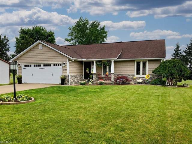 3788 Oakridge Drive, Louisville, OH 44641 (MLS #4300621) :: The Holden Agency