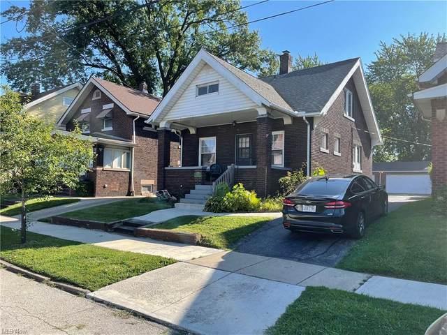 3889 E 43rd Street, Newburgh Heights, OH 44105 (MLS #4300745) :: Jackson Realty