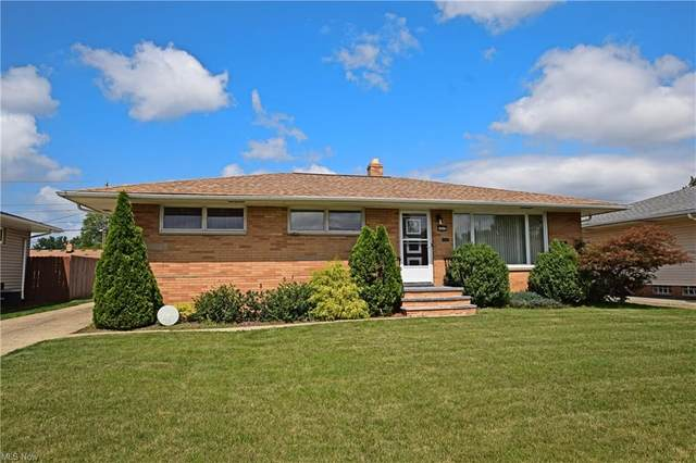 6845 Revere Road, Parma Heights, OH 44130 (MLS #4300757) :: The Holden Agency