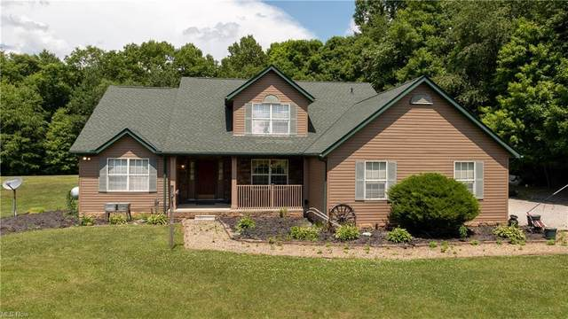 5667 Schustrich Road, Mantua, OH 44255 (MLS #4300782) :: The Holly Ritchie Team