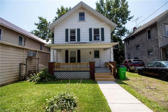 813 E Bowman Street, Wooster, OH 44691 (MLS #4300797) :: The Art of Real Estate