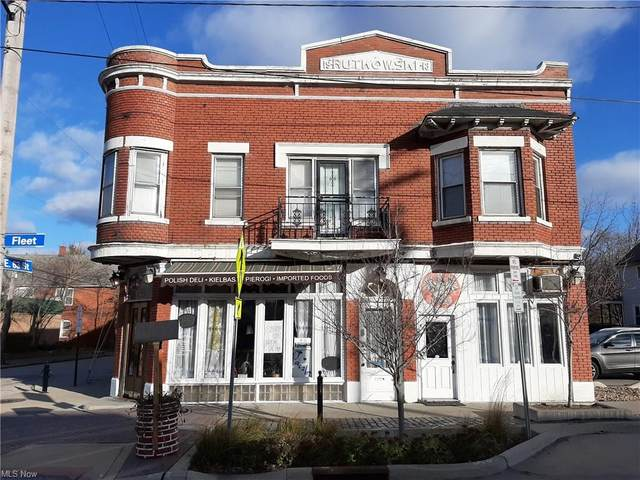 6301 Fleet Avenue, Cleveland, OH 44105 (MLS #4300815) :: RE/MAX Edge Realty