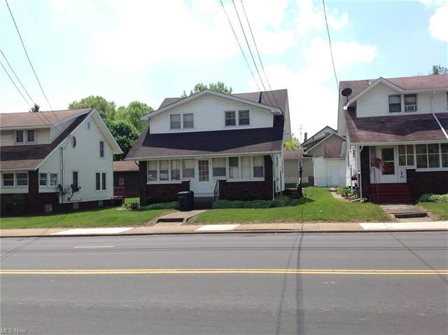 605,615,623 E State Street, Alliance, OH 44601 (MLS #4300864) :: The Art of Real Estate