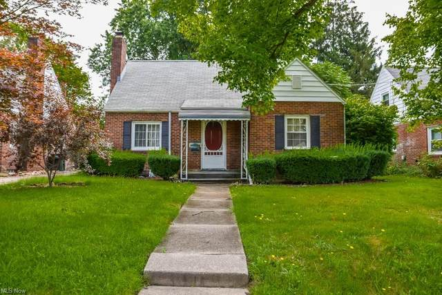 2016 Spring Avenue NE, Canton, OH 44714 (MLS #4300887) :: The Art of Real Estate