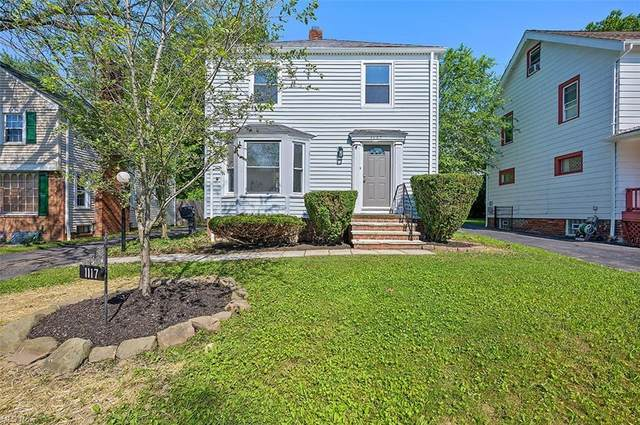 1117 Selwyn Road, Cleveland Heights, OH 44112 (MLS #4300894) :: The Art of Real Estate