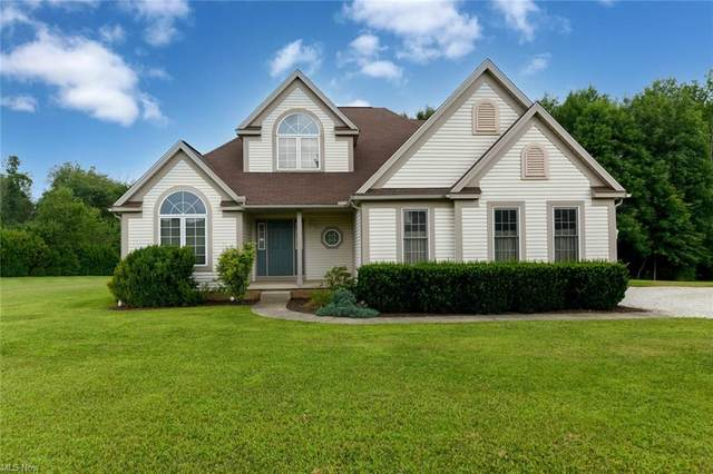 3393 Saxe Road, Mogadore, OH 44260 (MLS #4300928) :: RE/MAX Trends Realty