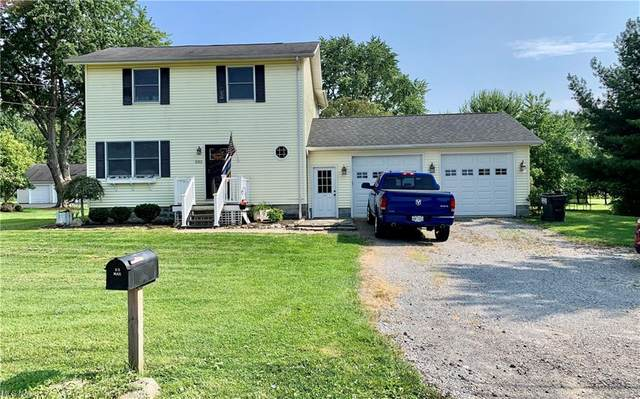 5311 Kirk Road, Youngstown, OH 44515 (MLS #4300953) :: The Art of Real Estate