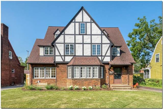 3168 Warrington Road, Shaker Heights, OH 44120 (MLS #4300958) :: RE/MAX Trends Realty