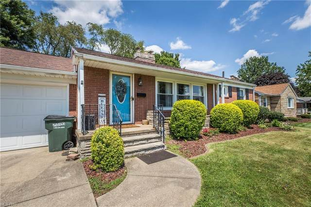 4111 22nd Street NW, Canton, OH 44708 (MLS #4300959) :: Keller Williams Legacy Group Realty