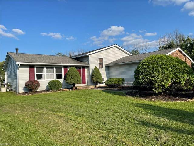 1231 Marks Road, Valley City, OH 44280 (MLS #4300978) :: TG Real Estate