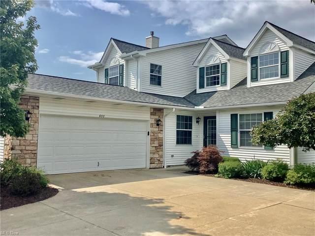 832 Holly Oak Lane, Aurora, OH 44202 (MLS #4301057) :: TG Real Estate