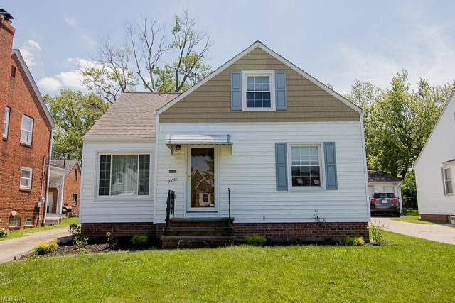 20650 S Lake Shore Boulevard, Euclid, OH 44123 (MLS #4301064) :: Keller Williams Chervenic Realty