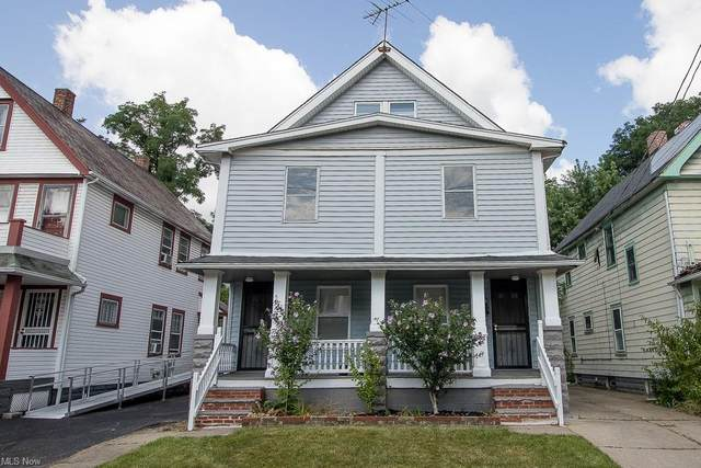 2638 E 122nd Street, Cleveland, OH 44120 (MLS #4301083) :: Keller Williams Chervenic Realty