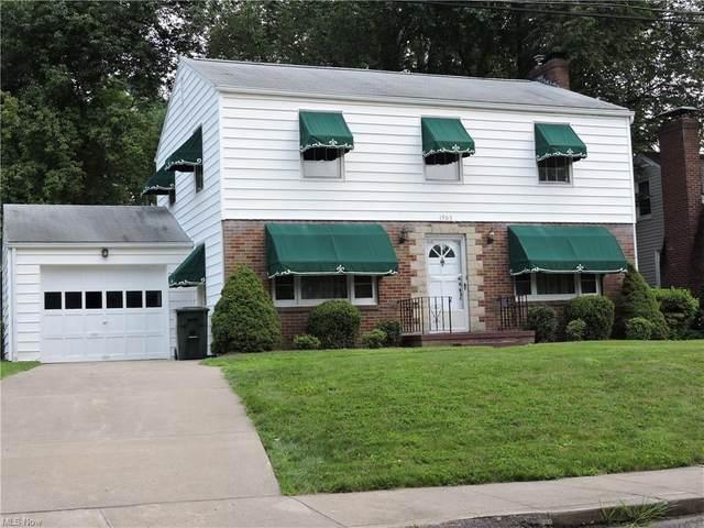 1905 36th Street NW, Canton, OH 44709 (MLS #4301115) :: Tammy Grogan and Associates at Keller Williams Chervenic Realty