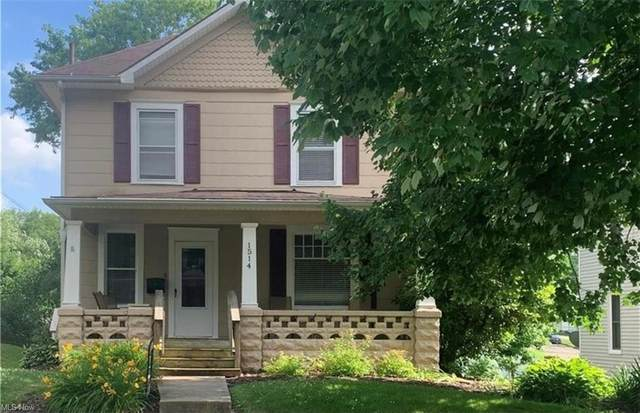 1514 Stewart, Cambridge, OH 43725 (MLS #4301131) :: The Art of Real Estate