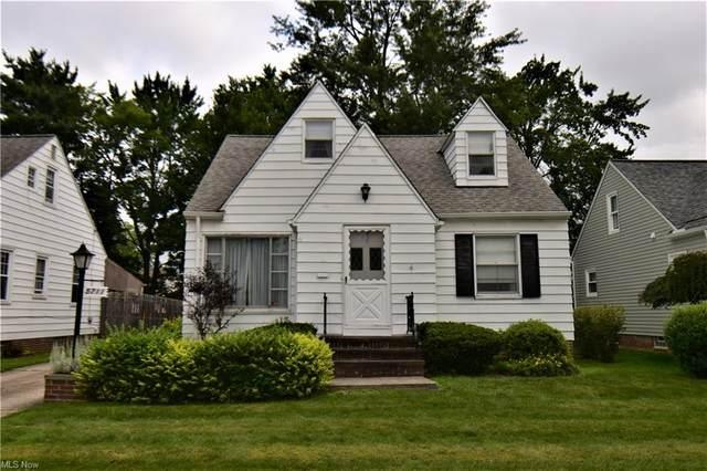 5711 Shawnee Drive, Lyndhurst, OH 44124 (MLS #4301151) :: The Holden Agency