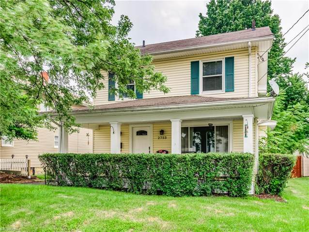 2753 Elmwood Street, Cuyahoga Falls, OH 44221 (MLS #4301182) :: Keller Williams Legacy Group Realty